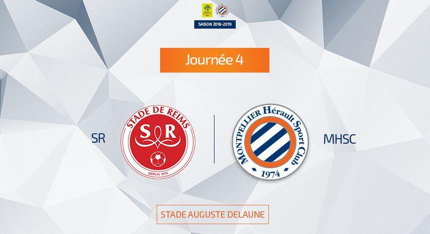 Match du Stade de Reims samedi 1er septembre